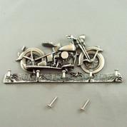 Pewter Harley Davidson Key Hanger