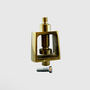 Brass Nutcracker
