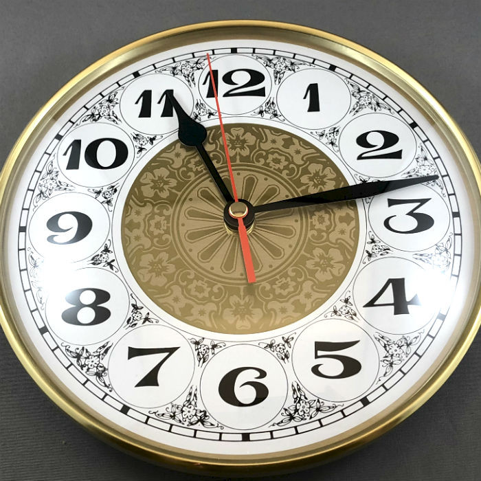 Clock Inserts Young Town Woodturning Supplies Craft