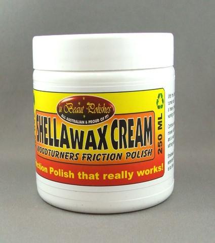 Shellawax Cream 250ml Pot