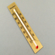 Techniterm strip thermometer
