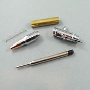 Bolt Action - Chrome pen Kit