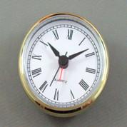 70mm Economy ALARM Insert clock