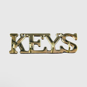 Brass Key Holder (Keys)