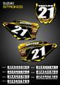 Strokes Number Plates Suzuki