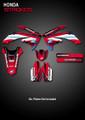 Strokes Semi Pro-Kit Honda