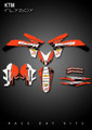 Flyboy Race Day Kit KTM