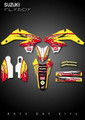 Flyboy Race Day Kit Suzuki