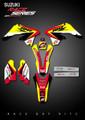 Race Series Race Day Kit Suzuki