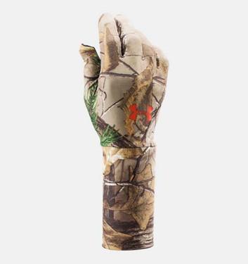 Under Armour Camo ColdGear® Liner Men's Hunting Glove