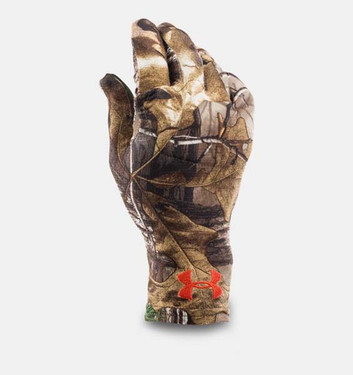 Under Armour Camo HeatGear® Liner Men's Hunting Glove