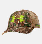 Under Armour 1247060-946 Scent Control Camo Men's Hunting Headwear