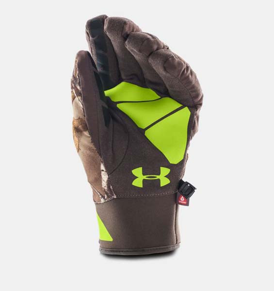 e89f9d729bfd1 Loading zoom. Under Armour ColdGear® Infrared Scent Control 2.0 Primer  Men's Hunting Glove