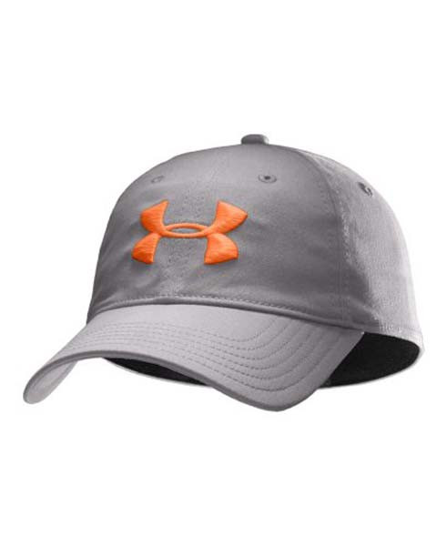 Under Armour 1234089-078 Men s Classic Stretch Fit Cap. Loading zoom 62094e79ae3c
