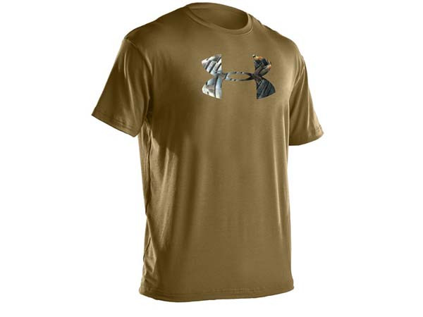 0aebc8c3d Under Armour Men's Turkey Feathers Logo Short Sleeve T-Shirt. Click to  enlarge