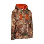 Under Armour Youth Armour Fleece Camo Big Logo Hoodie