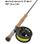 Orvis 34794 Encounter Fly Rod Outfit