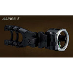 Trophy Ridge 20473 Alpha 1-Pin Archery Sight