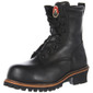 "Irish Setter Men's 8"" Non-Metallic Safety Toe Work Boot"
