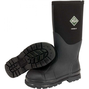 Muck Chore Steel Toe Work Boot