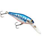 Bagley Deep Diving Shad Blue Tiger