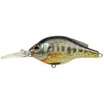 Lindy BG70M102 Lures Bluegill FS Roundbill, Metallic/Gloss,#4