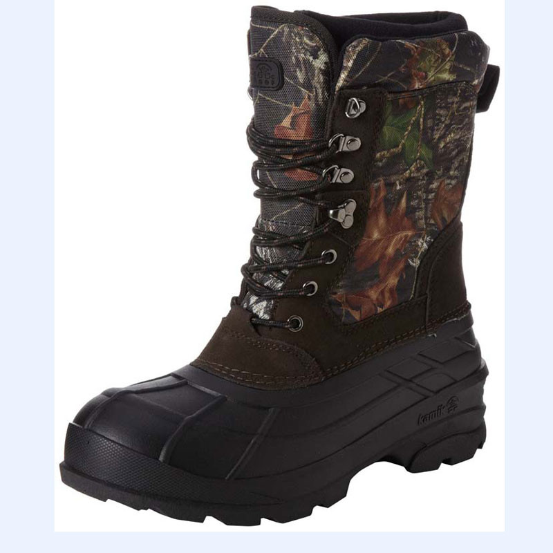 5868b303d1 Kamik Men's Nation Camo Hunting Boot. Loading zoom