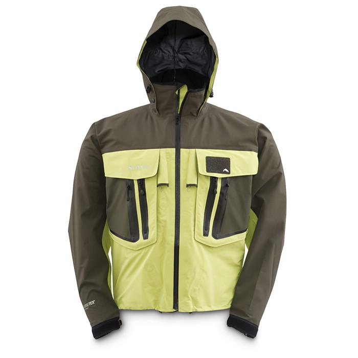 6e8e3b055e40 Home · Fishing  Simms G4 Pro Jacket Black Olive Kelp. Image 1. Loading zoom
