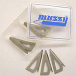 Muzzy 320 3-Blade Replacement Blades For 300 Series