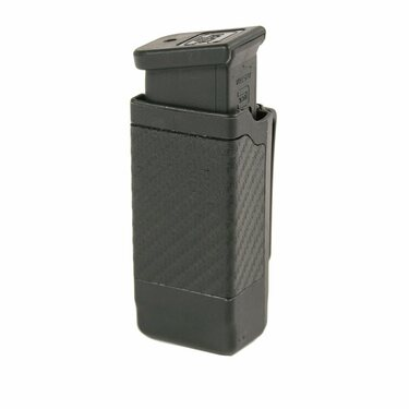 Blackhawk 410600PBK Single Mag Case Double Stack