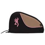 Browning 1430309311 Cimmaron Pistol Rug For Her, 11 Inch, Black/Pink