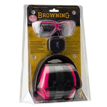 Browning 126369 Browning Women's Range Kit