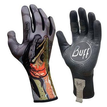 Buff 1523 Sport Series MXS Gloves Steelhead