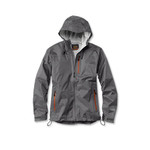 Orvis 2ck1 Riverbend Rain Jacket - Charcoal