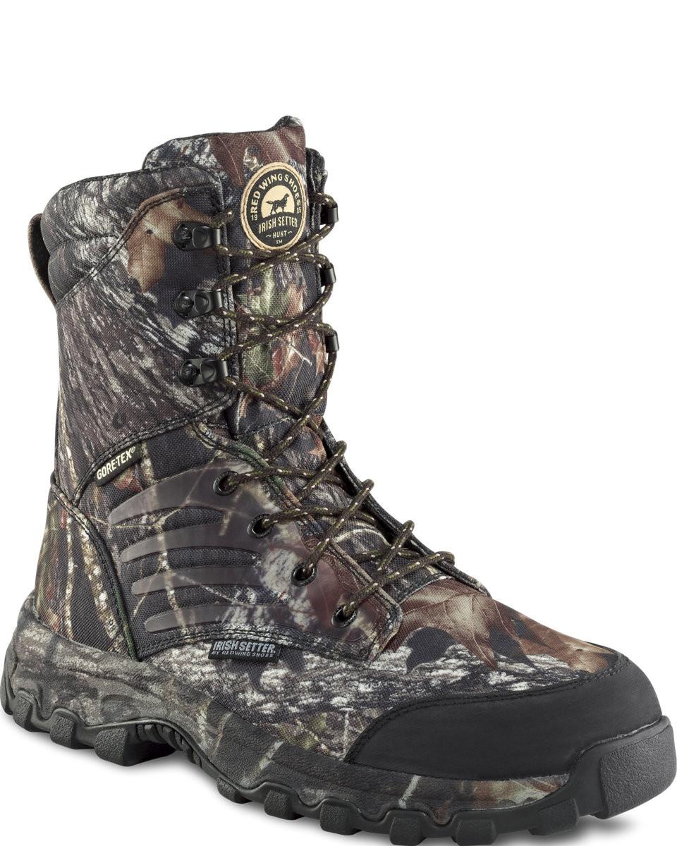 dba655cab54e2 Irish Setter Shadow Trek Gore Tex Hunting Boots - 3859 - Whitetail ...
