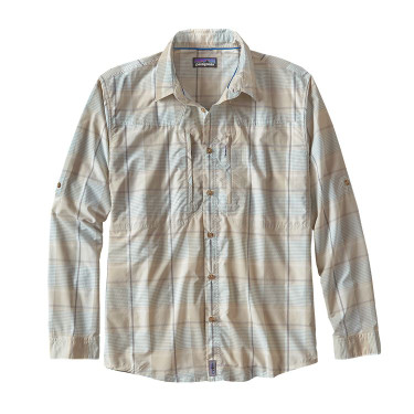 Patagonia 52196 Men's Long-Sleeved Sun Stretch Shirt