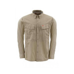 Simms 10450-231 Guide L/S Shirt Cork