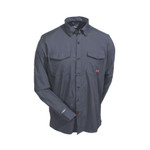 Under Armour 1255833-040 Iso Chill Flats Guide Long Sleeve Shirt