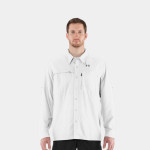Under Armour 1004211 Men's Flats Guide II Long Sleeve Shirt