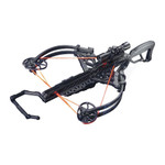 Bear A6BRZBK125 X Archery Bruzer Crossbow Package Black