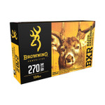 Browning B192102701 BXR Rapid Expansion 270 Winchester Rifle