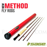 Sage Method All Water Fly Rod - 4 pc 6 wt 9' - 2018-690-4