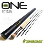 Sage One Rod 9' 7 wt 4 pc - 790-4