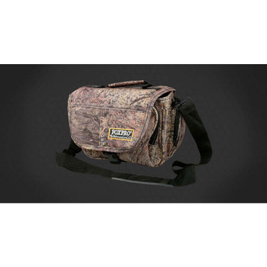 FoxPro Carrying Case with Shoulder Strap.