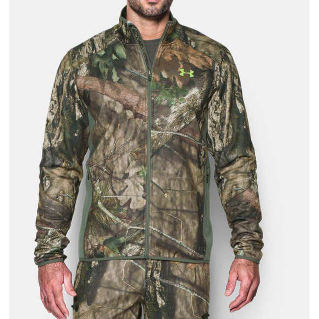 0ef94b8459c0e Under Armour 1284459-946 Scent Control Camo Jacket. Loading zoom