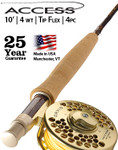 Orvis Access 4-weight 10' Fly Rod—Tip Flex -- JJ3A78-5164