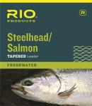 Rio Salmon/Steelhead Leader 3pk