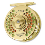 Orvis Access Mid-Arbor Reel - Gold -- SI3R46-61-15