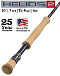 Orvis Helios 2 7-weight 10' Fly Rod—Tip Flex - SI7A8X-51-57