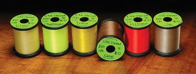 Hareline Waxed Midge Thread
